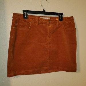 Patagonia Corduroy Skirt - size 14